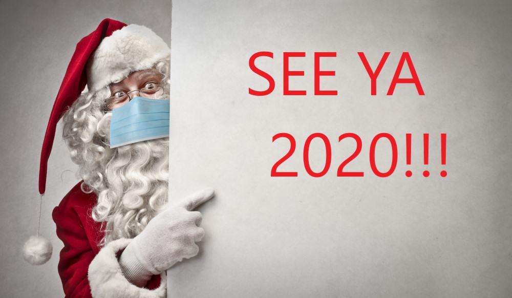 See Ya 2020!